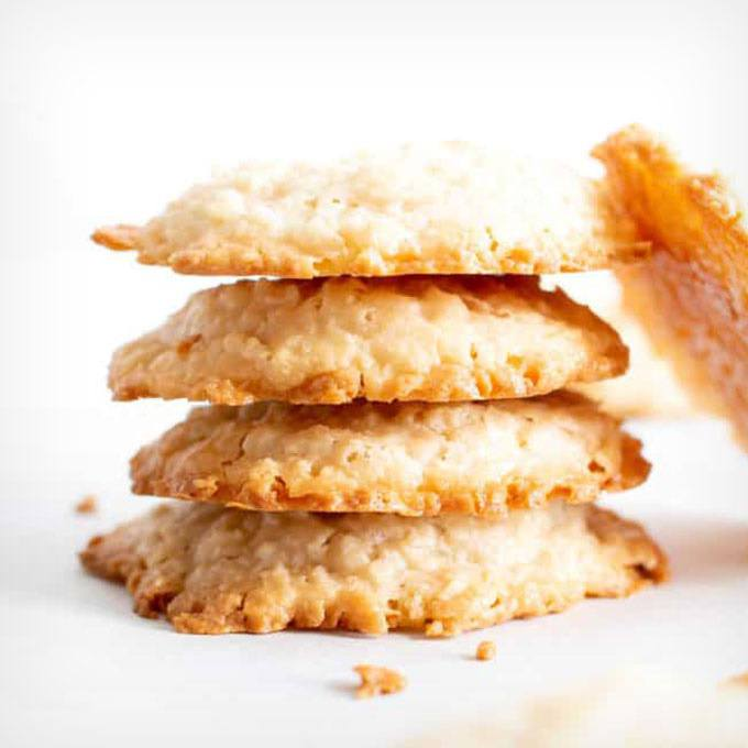Ultimate Chewy Paleo Coconut Cookies