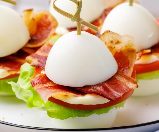BLT Keto Fat Bombs