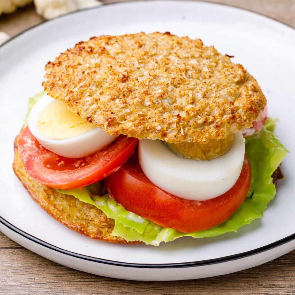 cauliflower bread buns