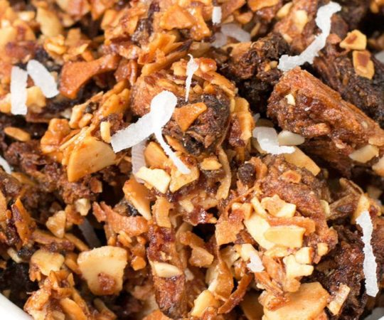 Paleo Granola Recipes