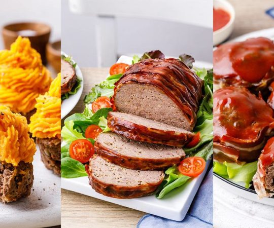 Paleo Meatloaf Recipes