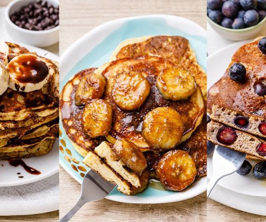 Paleo Pancake Recipes