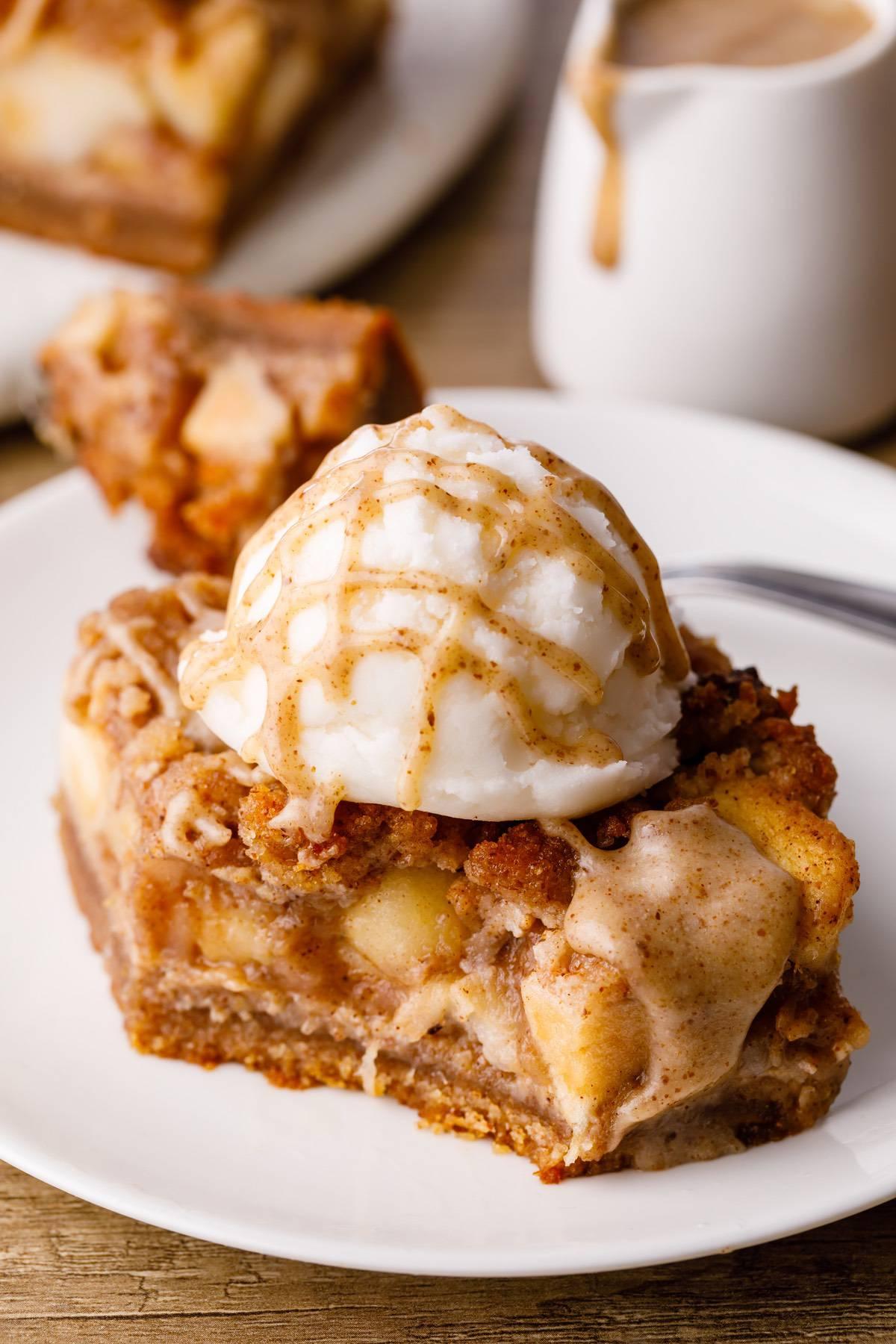 Apple Pie Bars